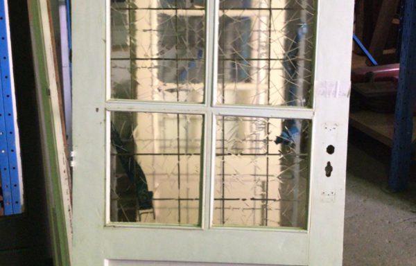 Binnendeur incl. glas