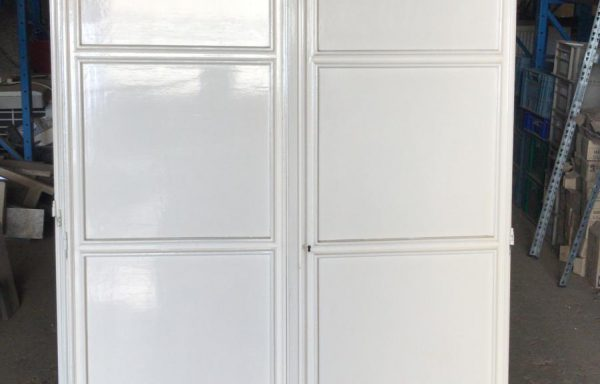 Dubbele kastdeuren