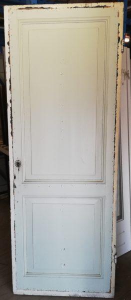 Paneeldeur 7418, binnendeur, tweedehands materialen, gebruikt, gebruikte bouwmaterialen, Rijsbergen, Zundert, Breda, Etten-Leur, circulaire bouwmaterialen, afhalen