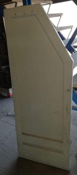 Paneeldeur trapkast 10066 – 1 vaks