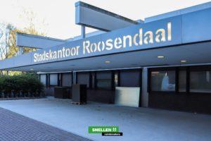 renovatie van het stadskantoor Roosendaal, Gebruikte bouwmaterialen, tweedehands bouwmaterialen, slopen, secundaire economie, duurzaamheid, herbruik, Rijsbergen, Zundert, Etten-Leur, Breda