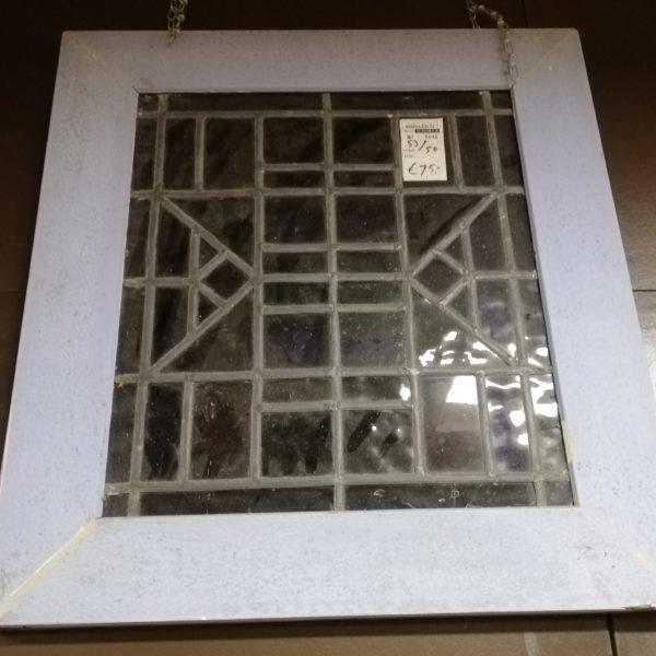 Deurpaneel glas in lood – 10207