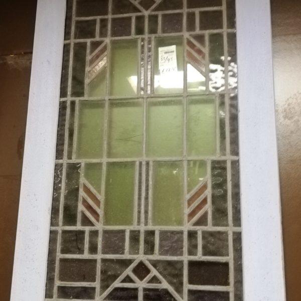 Deurpaneel glas in lood – 10208