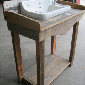 Wastafel met meubel - 10216