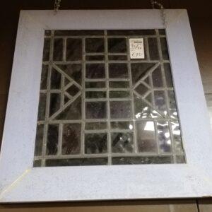 Deurpaneel glas in lood - 10207