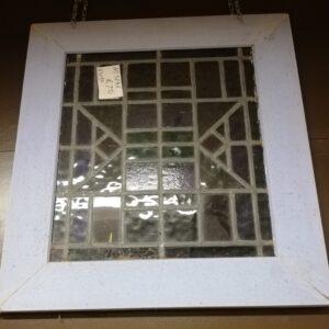 Deurpaneel glas in lood - 10209
