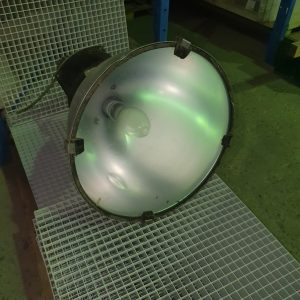 Industriële gaslampen