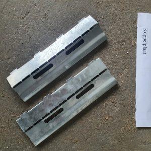 Stago koppelplaat   Kabelgoot materiaal
