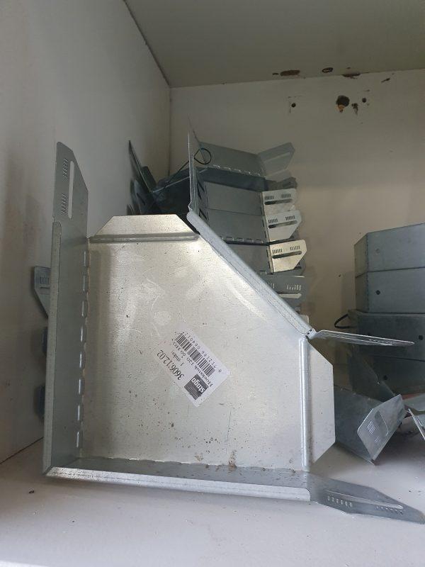 Stago kabelgoot hoekstukken | 120 en 200 mm
