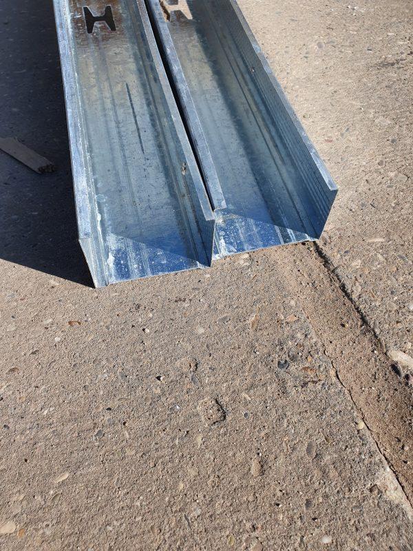Metal stud profiel 75 mm
