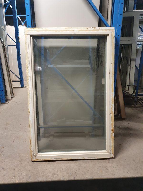 Raamkozijn met dubbel glas | 90x138 cm