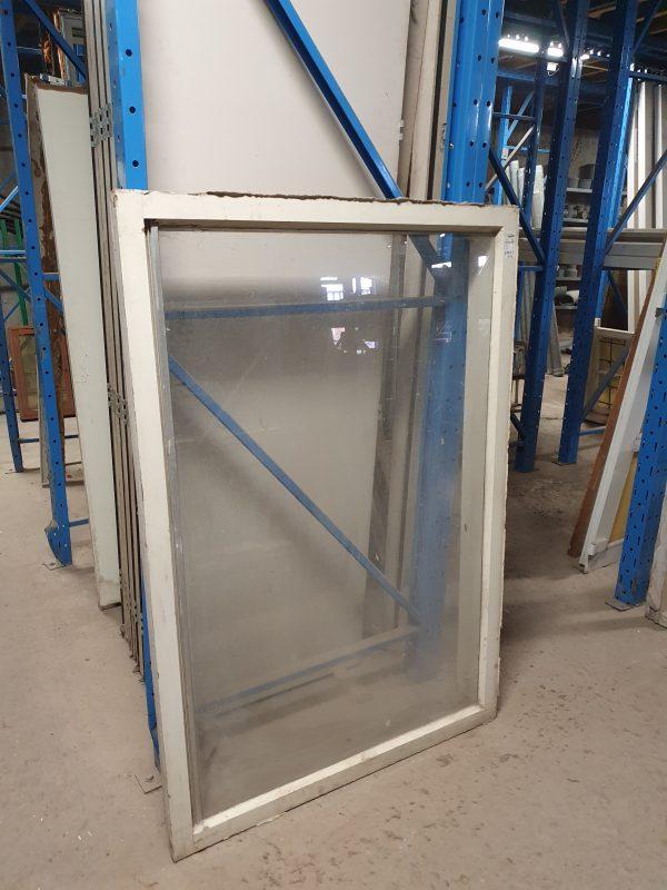 Raamkozijn 107x155 cm | Enkel glas