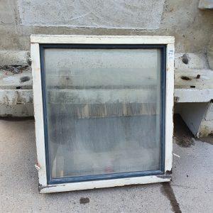 Raamkozijn - dubbel glas | 89x97 cm