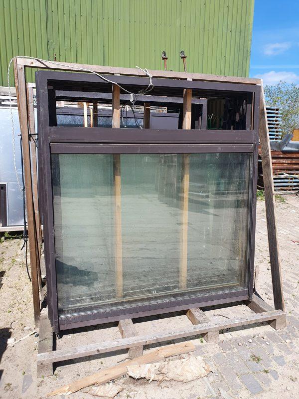 Aluminium raamkozijnen 1580x1865 mm