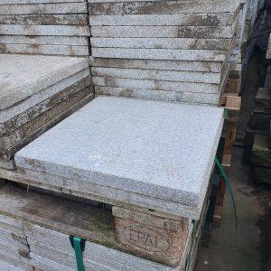 Natuursteen tegels | Grijs | 40x40x3 cm