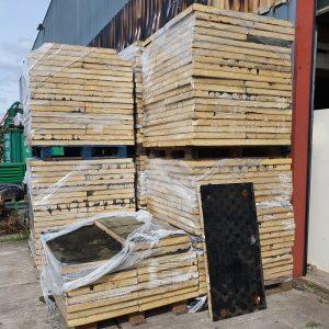 PIR isolatie plaat - 120x60 cm - 6 cm dik
